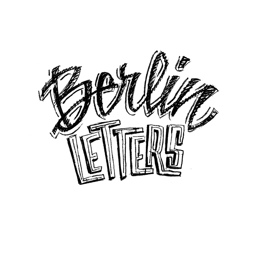Logo Berlin Letters