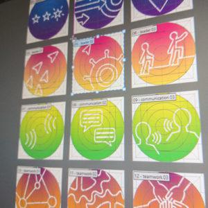 Themen für Piktogramme und Icons
