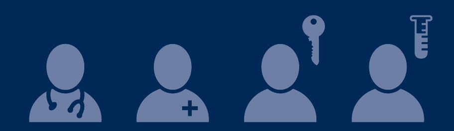 User Interface Design Usergruppen